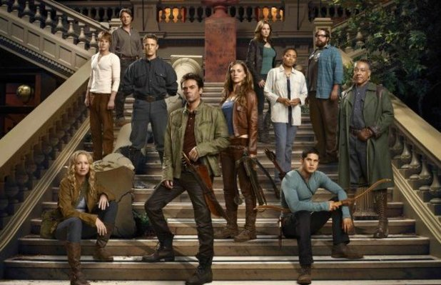 &#39;Revolution&#39; cast image