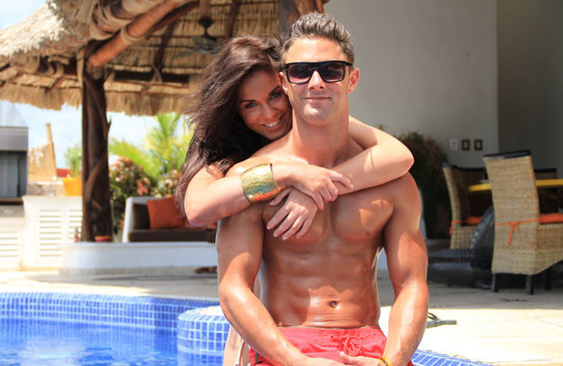Geordie Shore: Ricci proposes to Vicky