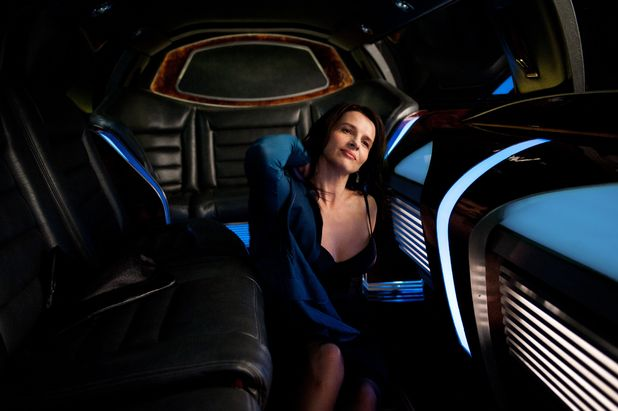 Juliette Binoche in Cosmopolis