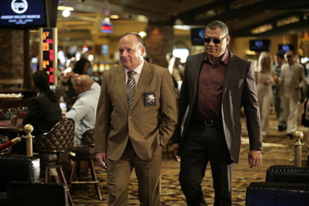 Paul Guilfoyle as Captain Jim Brass in 'CSI: Crime Scene Investigation'