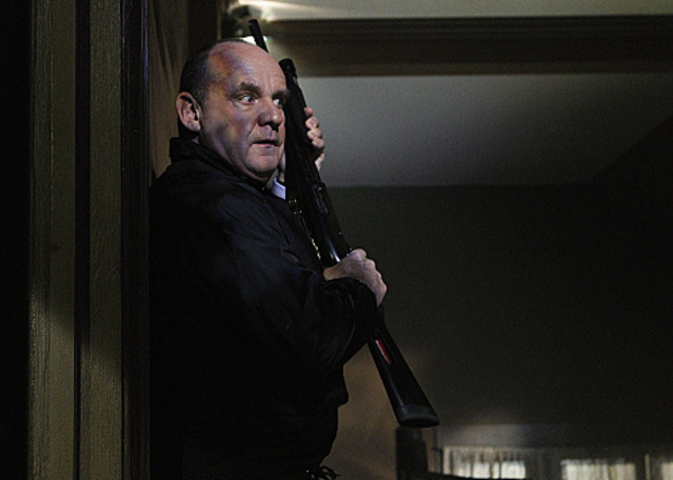 Paul Guilfoyle as Captain Jim Brass in 'CSI: Crime Scene Investigation