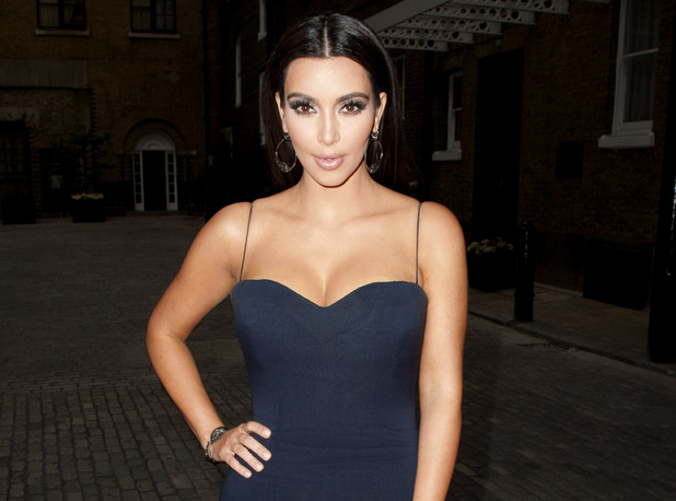 Kim Kardashian, FiFi Fragrance Awards at The Brewery