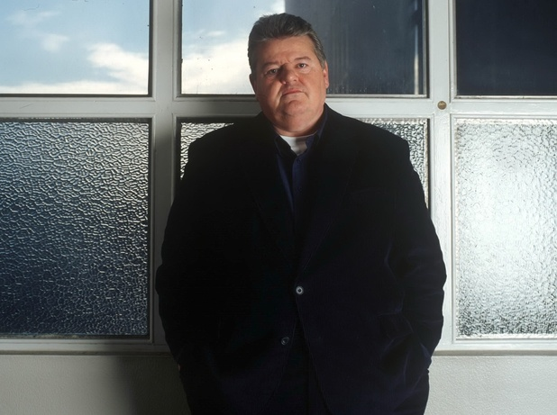 Robbie Coltrane in 'Cracker