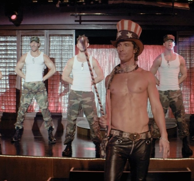 Matthew McConaughey NOT Returning for Magic Mike Sequel