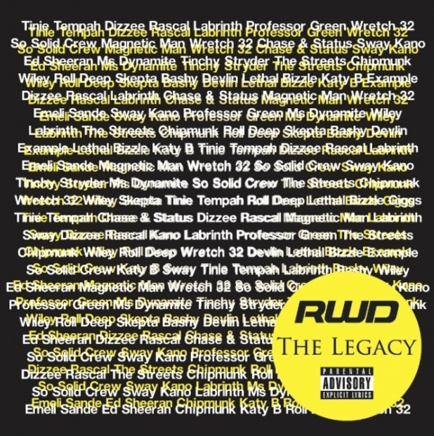 RWD - The Legacy album cover