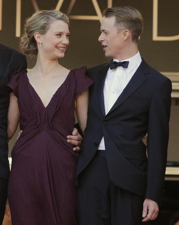 Mia Wasikowska and Dane Dehaan