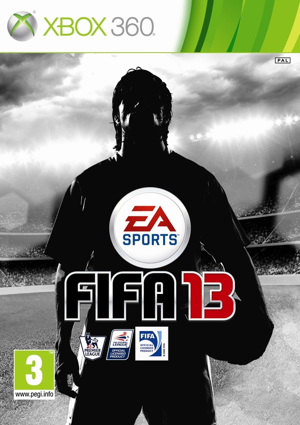 FIFA 13 temporary cover