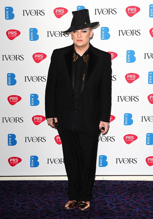 The 2012 Ivor Novello Awards