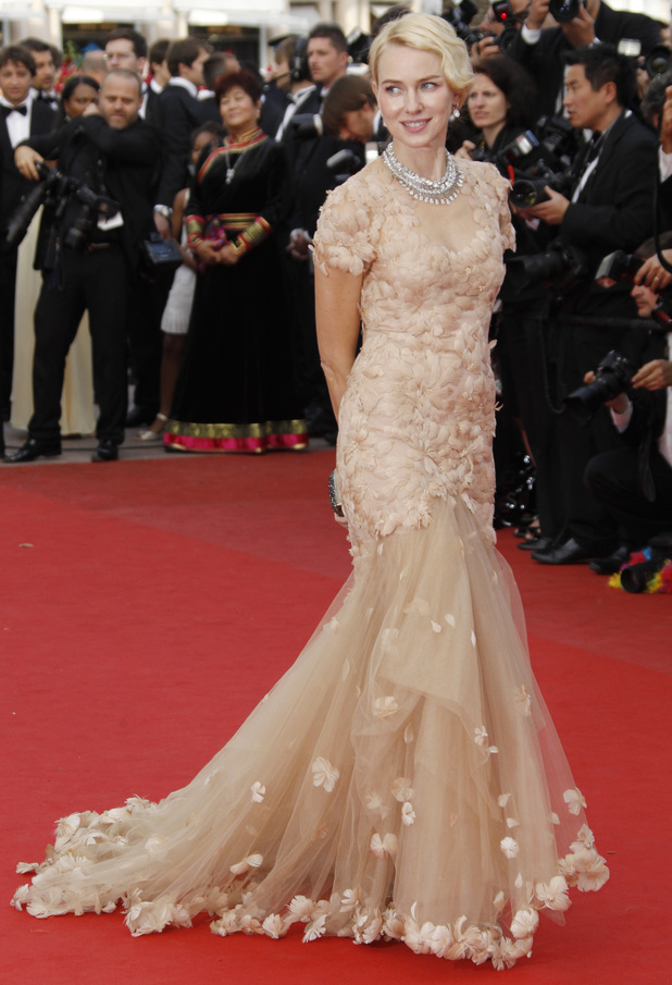 Madagascar 3: Europe's Most Wanted Cannes premiere: Naomi Watts