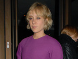 Chloe Sevigny leaving Hit & Miss TV Preview at The May Fair Hotel. London