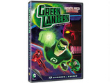 'Green Lantern' animated series DVD