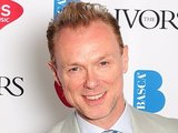 Gary Kemp with the Oustanding Song Collection award at the 2012 Ivor Novello awards held at the Grosvenor House Hotel, London