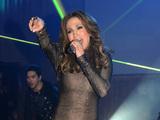 Jennifer Lopez, sheer catsuit