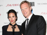 Jennifer Connelly, Paul Bettany, Cinema Society Film Screening of 'Virginia