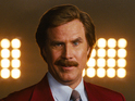 Sequel to Will Ferrell newsroom comedy will debut in exactly 12 months' time.