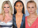 Flick through our gallery of actresses attending Cannes's Women in Film event.