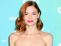 Jaime King, CW Upfront Presentation