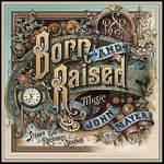 John Mayer: &#39;Born and Raised&#39; artwork