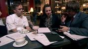 Watch a clip of Jade and Nick during episode 10 of The Apprentice.