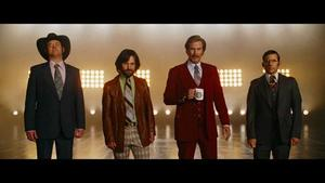 'Anchorman 2' teaser trailer: 'It's jean creamin' time'