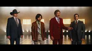 'Anchorman 2' alternate trailer