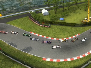 F1 Online: The Game: Montreal Track