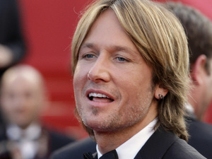 &#39;The Paperboy&#39; premiere: Keith Urban.