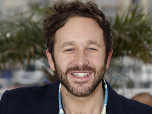 Actor Chris O'Dowd poses during a photo call for The Sapphires at the 65th international film festival, in Cannes