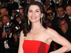 Cosmopolis Premiere:  Julianna Margulies