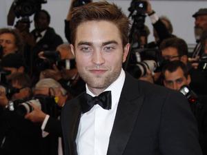 Cosmopolis Premiere: Robert Pattinson