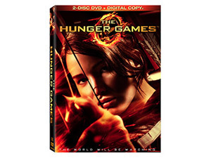 'The Hunger Games' box art