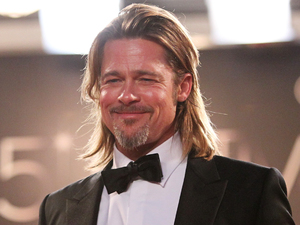Killing them Softly Premiere: Brad Pitt