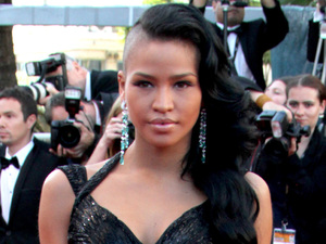 Killing them Softly Premiere: Cassie