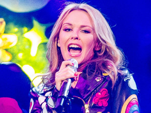 The Voice UK - Results Show 5 (27/05/12) - Kylie Minogue performs