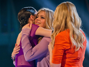 The Voice UK - Results Show 5 (27/05/12) - Jessie J, Becky Hill, Holly Willoughby