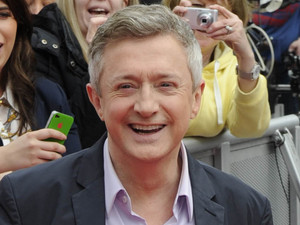 Louis Walsh arrives at the X Factor auditions in Liverpool