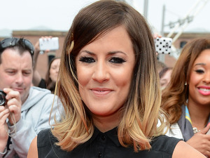 Caroline Flack arrives at the X Factor auditions in Liverpool