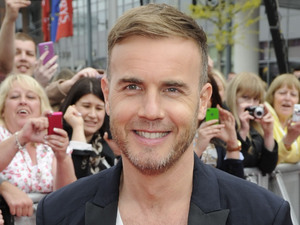 Gary Barlow arrives at the X Factor auditions in Liverpool
