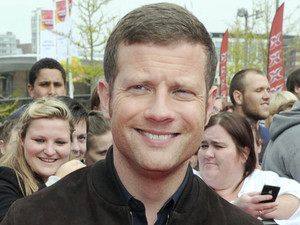 Dermot O'Leary arrives at the X Factor auditions in Liverpool