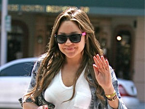 Amanda Bynes