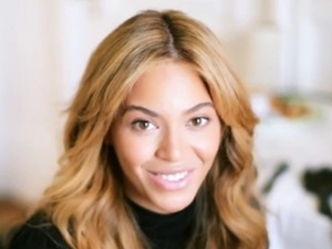Beyoncé talks about her comeback show at Revel Casino.
