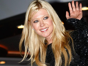 American Reunion star Tara Reid attends P Diddy's yacht party during the 65th International Cannes Film Festival