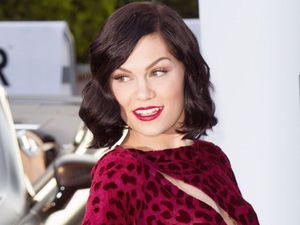 The Voice judge Jessie J attends the amfAR Cinema Against Aids 2012 Gala, which took place at the 65th International Cannes Film Festival