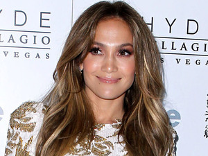 Jennifer Lopez celebrates the launch of her new single 'Goin' In' at Hyde Bellagio Resort and Casino, Las Vegas