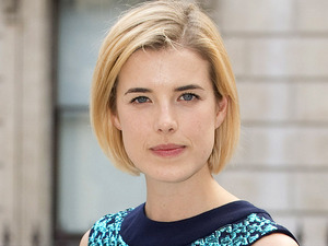 Agyness Deyn arrives at &#39;A Celebration of the Arts&#39; held at the Royal Academy of Arts, London