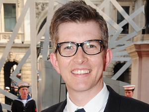 Gareth Malone arrives at &#39;A Celebration of the Arts&#39; held at the Royal Academy of Arts, London