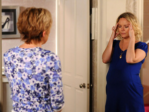 Jean confronts Janine about Michael.