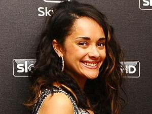 Karla Crome, Reece Noi, Chloe Sevigny, Peter Wright and Jonas Armstrong arrive at a special screening of new Sky Atlantic TV series Hit And Miss at the Mayfair Hotel in London