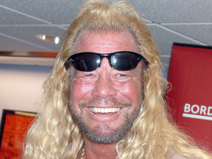 "Bounty Hunter Duane ""The Dog"" Chapman"