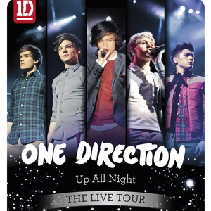 One Direction *Up All Night: The Live Tour* (2012) (CD)